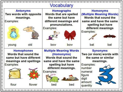 #homographs #antonyms #homonyns #homophones #synonyms #multiple Meaing Words #efl #esol *author