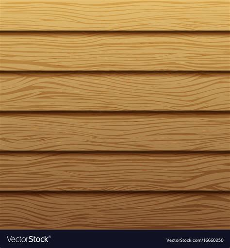 realistic wood texture background  wooden vector image