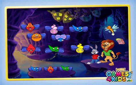 reader rabbit preschool sparkle rescue 2001 360 | 195200 reader rabbit preschool sparkle star rescue screenshot