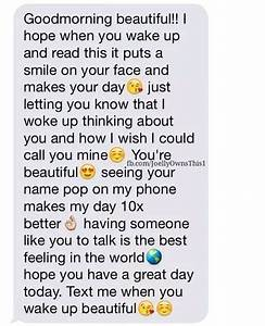 Great wake up message | Cute morning texts, Cute good ...