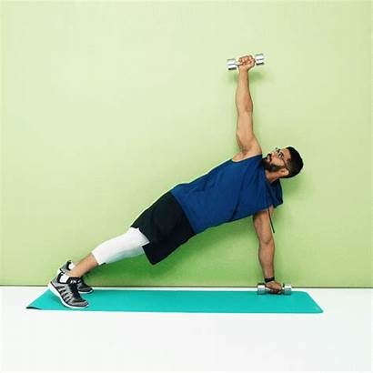 Deadlift Strength Challenge Workout Swing Self Exercises