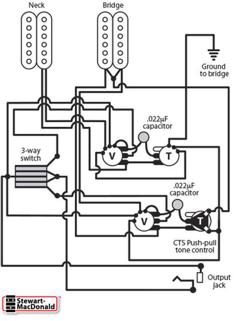 Cts Push Pull Pot Diagram Spst Stewmac