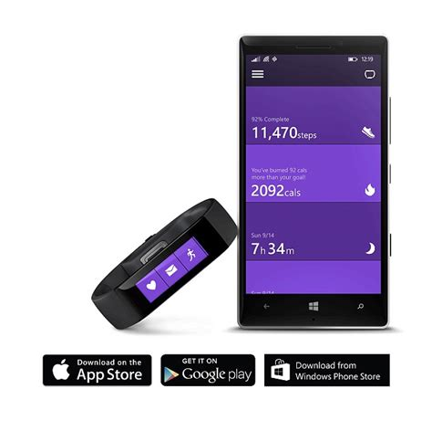 microsoft band fitness tracker    day battery life daily mail