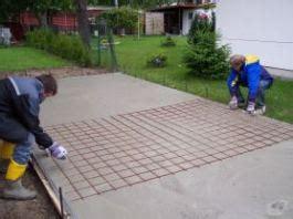 Bodenplatte Garage Anleitung by Bodenplatten Und Kellerbau
