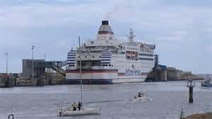 chambre de commerce normandie port de caen ouistreham trafic en baisse 3