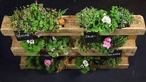 Europalette Deko Garten : blume 2000 einfach machen urban gardening mit ~ Watch28wear.com Haus und Dekorationen
