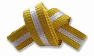 Yellow White belt - ITF Taekwon-Do