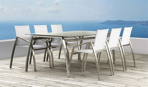 bureau discount table de jardin design haut de gamme 200 cm fornix