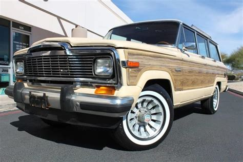 jeep wagoneer wd stock p sale