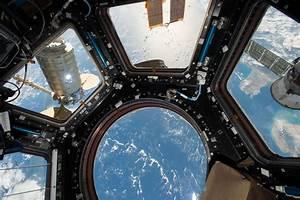 US Cargo Ship Set to Depart Space Station, Live NASA TV ...