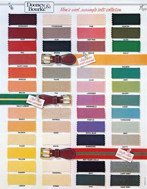 vintage dooney bourke mens wool surcingle belts