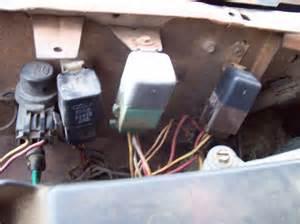 1987 Ford Ranger Fuel Pump Relay Location