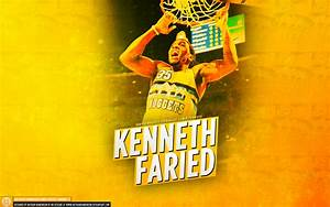 Kenneth Faried Sophomore Year Wallpaper by NathanHankinson ...