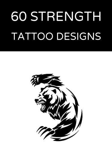 50 Tattoo Symbols that Represent Strength | Symbolic tattoos, Symbols that represent strength
