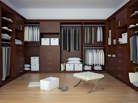 creek walk in closet in matrix mahogany