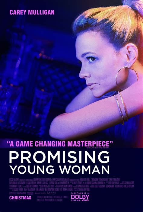 Promising Young Woman: Dolby Cinema Preview at an AMC ...