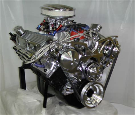 Ford Crate Engine With Aluminum Heads
