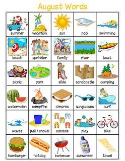 long  images preschool sight words