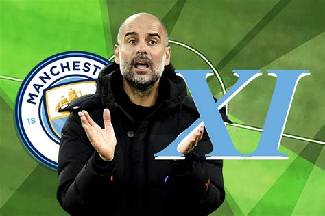 Man City XI vs West Ham: Predicted lineup, latest team ...