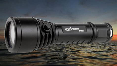 Dive Torch by The Best Only Diving Torch You Will Need