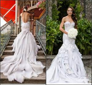 mariage discount discount backless wedding dresses mermaid tulle tiers sweetheart color open back