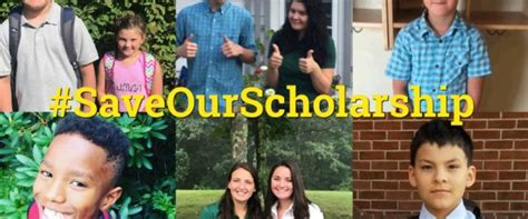 save scholarships hearing repeal bill part school choice