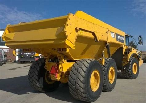 tailgates volvo af articulated dump truck tailgate
