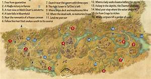 ESO Deshaan Skyshards Guide - Dulfy