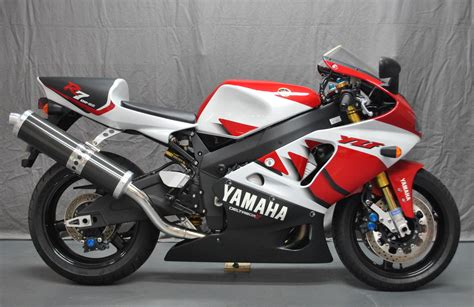 Yamaha R7 by Zero Mile Yamaha R7 Up For Auction Mcn