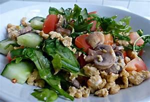 Salades (gezonde én snelle recepten) - supersnel gezond