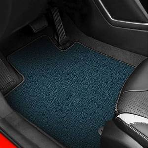 2010-2014 Ford Mustang Front Row Cutpile Floor Mats - 2pcs