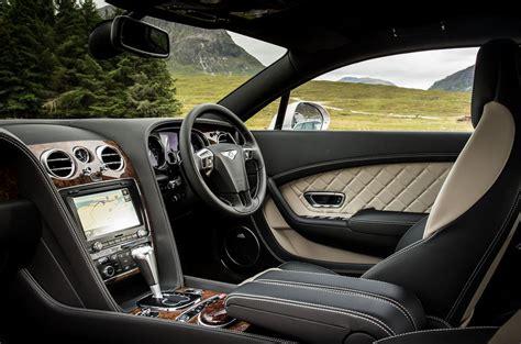 bentley continental gt performance autocar
