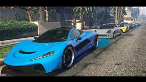 Gta 5 Online Exotic Car Meet  Morning Meet Up, Cruising