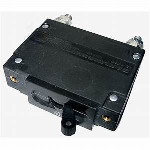 Midnite Solar Mnedc100  Circuit Breaker  100a 150vdc  1