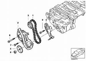 Original Parts For E61n 520i N43 Touring    Engine   Oil