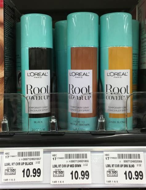 L Oreal Root Cover Up Where To Buy by New L Oreal Paris Coupon Root Cover Up For As Low As 8