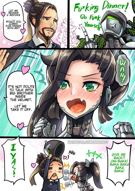 Sex Face Meme Female - hanzo x genji page2 overwatch know your meme