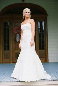 southern weddings lace wedding gown With southern wedding dress