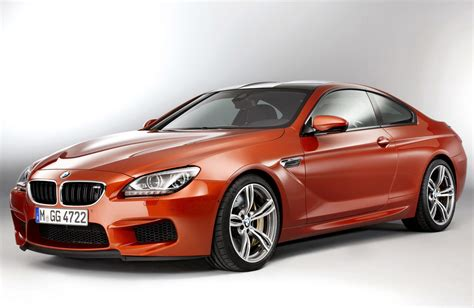 Red Cars Show Bmw M6 Coupe 2013 Red