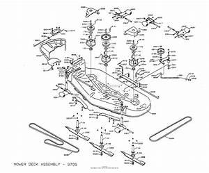 Dixon Ztr 5020  2002  Parts Diagram For Mower Deck 60 U0026quot