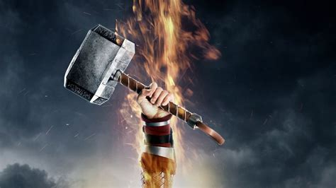 Thor Background Thor Wallpapers And Backgrounds Hd