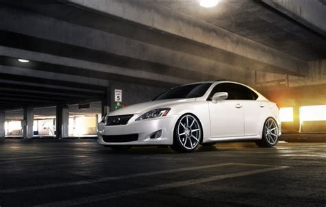 Wallpaper White, Lexus, White, Lexus, Is250 Images For