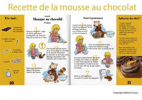 les enfants en cuisine recettes cuisine enfants