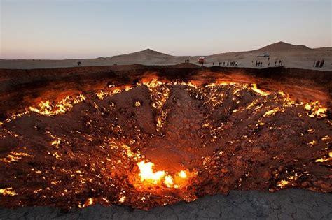 la porte de l enfer turkmenistan la porte de l enfer au turkm 233 nistan une erreur scientifique