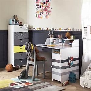 Bureau Enfant Garcon : chambre d 39 enfant 40 bureaux mignons pour filles et gar ons bureau multi rangements ~ Teatrodelosmanantiales.com Idées de Décoration