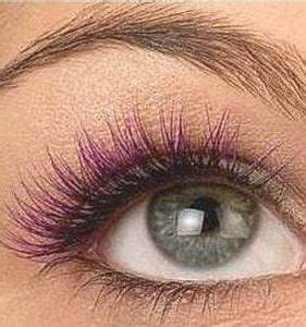 97 best images about Colorful eyelashes on Pinterest