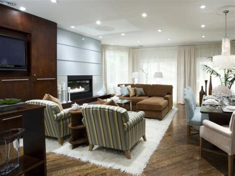 Designing Zones In A Great Room Hgtv