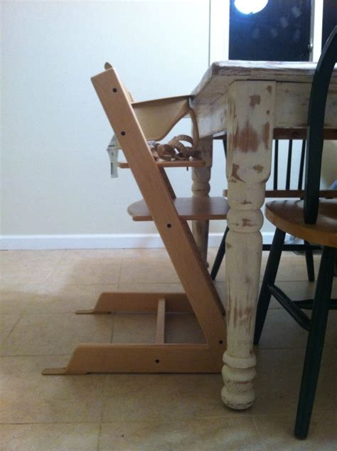 stokke tripp trapp with baby set review babygearlab