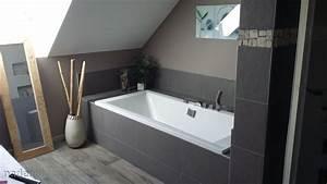 idee carrelage salle de bain peinture faience salle de bain With idees carrelage salle de bain