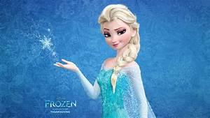 snow elsa in frozen wallpapers hd wallpapers id